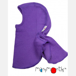 ManyMonths Elephant Hood Purple Peace