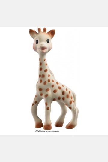 Sophie the Giraffe in giftbox