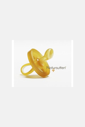Natursutten Pacifier Round - Ortho