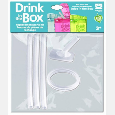 Drink in the Box - Replacement Kit