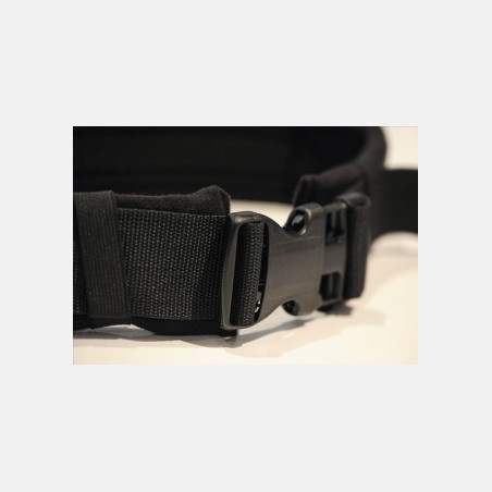 MySol Buckle Belt Black