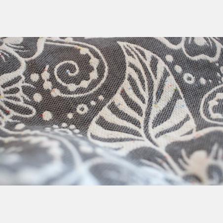 Yaro Shopper - Ava Contra Grey Confetti