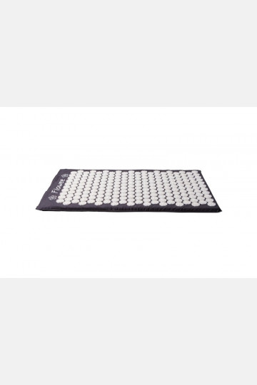 Flowee Acupressure Mat - Grey White
