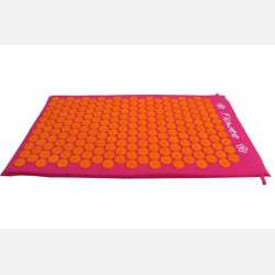 Flowee Acupressure Mat Fuchsia Orange - Large