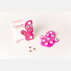 Flowee Massage Glove - Purple