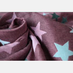 Yaro Stars Ultra Black Rose Mint