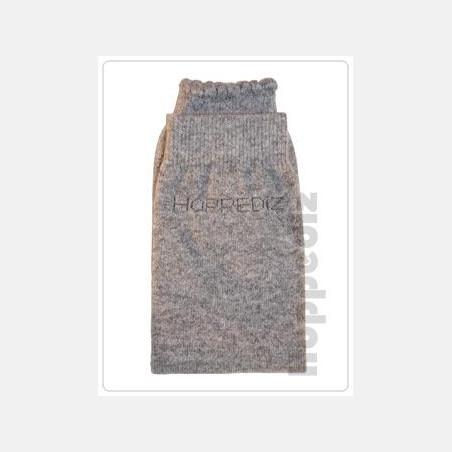 Hoppediz Baby Leg Warmers Wool/Cashmere Grey