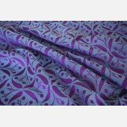 Yaro Retro Berry Purple Mint Tencel