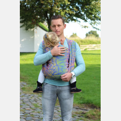 Yaro Magnetic Contra Summer Rainbow Modal Ring Sling