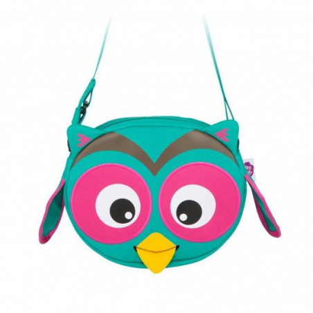 Affenzahn Eco Shoulder Bag - Olivia the Owl