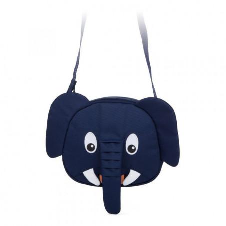 Affenzahn Eco Shoulder Bag - Emil the Elephant