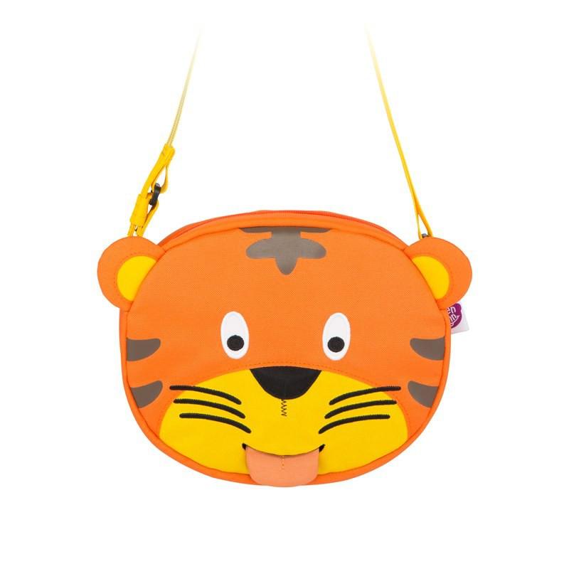 Affenzahn Eco Shoulder Bag - Timmy the Tiger