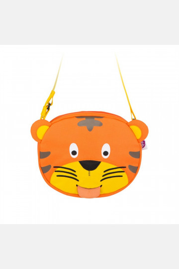 Affenzahn Eco Shoulder Bag - Timmy the Tiger