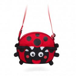 Affenzahn Eco Shoulder Bag - Lilly the Ladybug