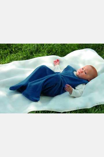 Engel Baby Sleepingbag - Navy Blue