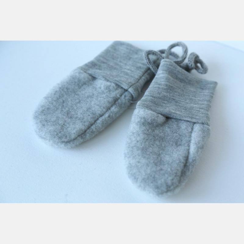 Engel Baby Wantjes - Grey Melange