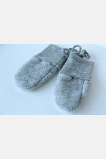 Engel Baby Wantjes - Grey Melange
