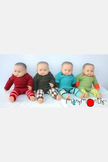 ManyMonths Wool Body/Shirt Long Sleeve