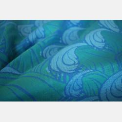 Yaro Ocean Ultra Aqua Blue Seacell Ring Sling