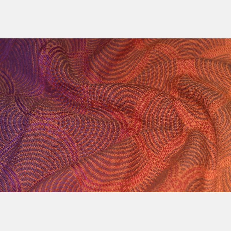 Yaro Gravity Duo Fire Grad Mocca Bronze Wool Ring Sling