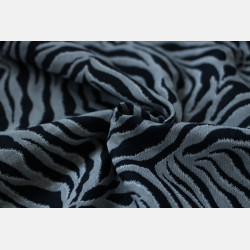 Yaro Tiger Ultra Navy Grey Alpaca Ring Sling