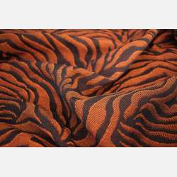 Yaro Tiger Black Orange