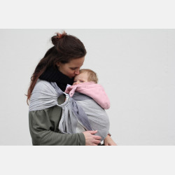 Yaro Newborn Navy Ring Sling