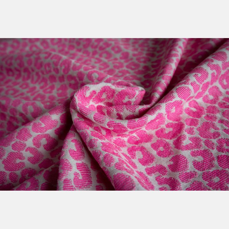 Yaro Pussycat Duo Fluo Pink Wool Blend
