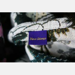 Yaro Crane Ultra BW Orient Rainbow Repreve Tencel Ring Sling