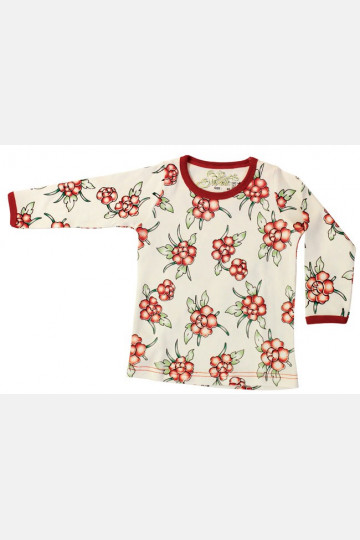 Shirt Long Sleeve Flowers