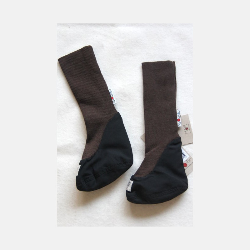 ManyMonths Wool Bootie Brown