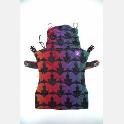 Yaro Flex SET Butterflies Contra Black Rainbow Confetti