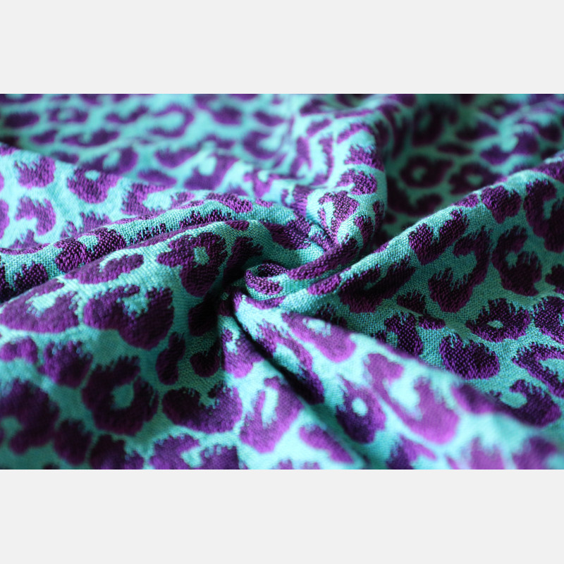 Yaro Pussycat Ultra Purple Green All Tencel