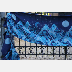 Yaro Everest Trio Silver Blue Tencel