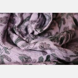 Yaro Oak Ultra Lilac Grey Wool Seacell