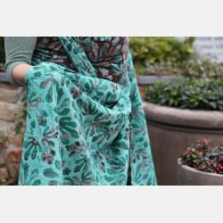 Yaro Oak Ultra Mocca Green Ring Sling