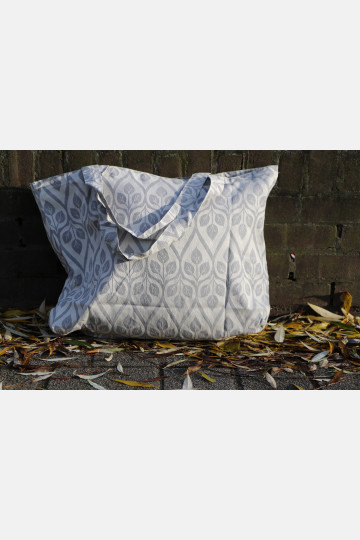 Yaro Shopper - La Vita Light Grey