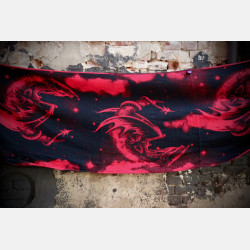 Yaro Moonkeeper Trinity Red Black Modal Seacell