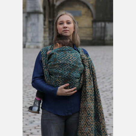 Yaro Moonkeeper Trinity Bronze Black Modal Ring Sling