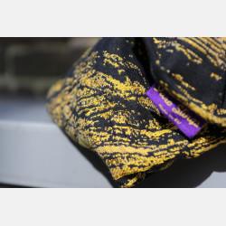 Yaro Pulsar Ultra Yellow Black Tencel Ring Sling