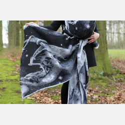 Yaro Moonkeeper Trinity Black Silver Tencel