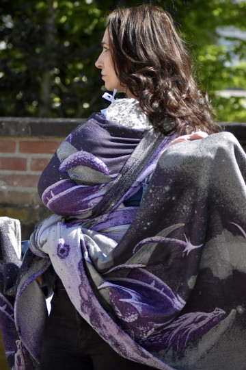 Yaro Moonkeeper Trinity Silver Violet Glam