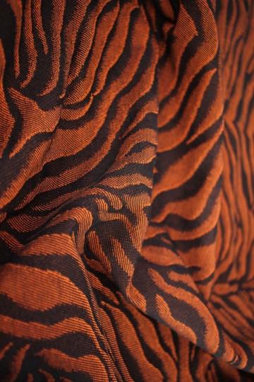 Yaro Tiger Black Orange