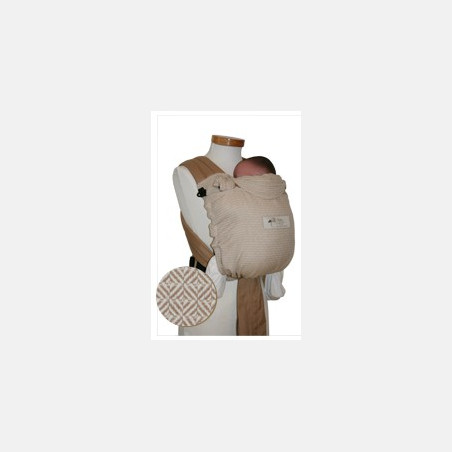 Storchenwiege Baby Carrier Natuur