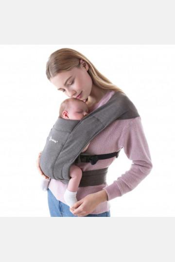 Ergobaby Embrace Heather Grey