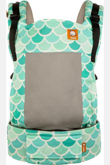 Tula Toddler Coast Syrena Sky