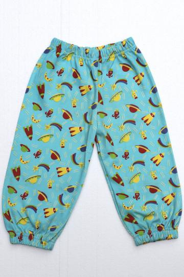 Biowolk Puff Pants Space