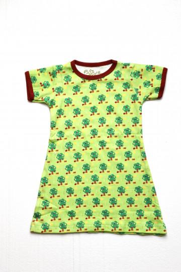 Biowolk Dress Short Sleeve...
