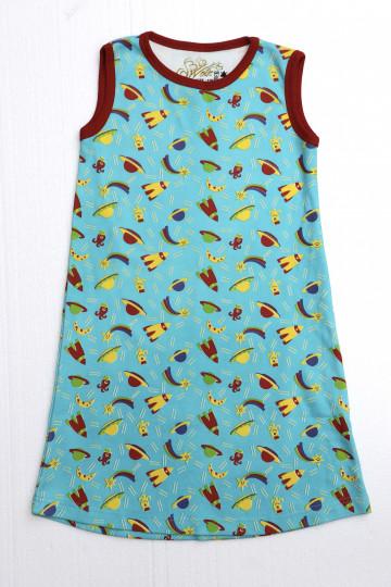 Biowolk Dress No Sleeve Space
