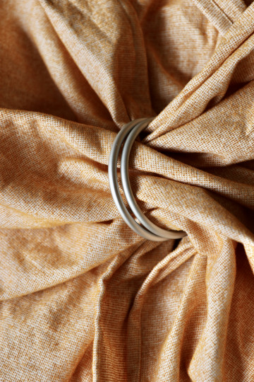 Yaro Zero Towel Ochre Ring...